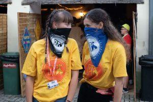 Biztonságos táborozás Kecskeméten a PT-ben